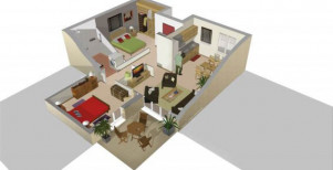 Resiloft_Brecey_perspective_interieur